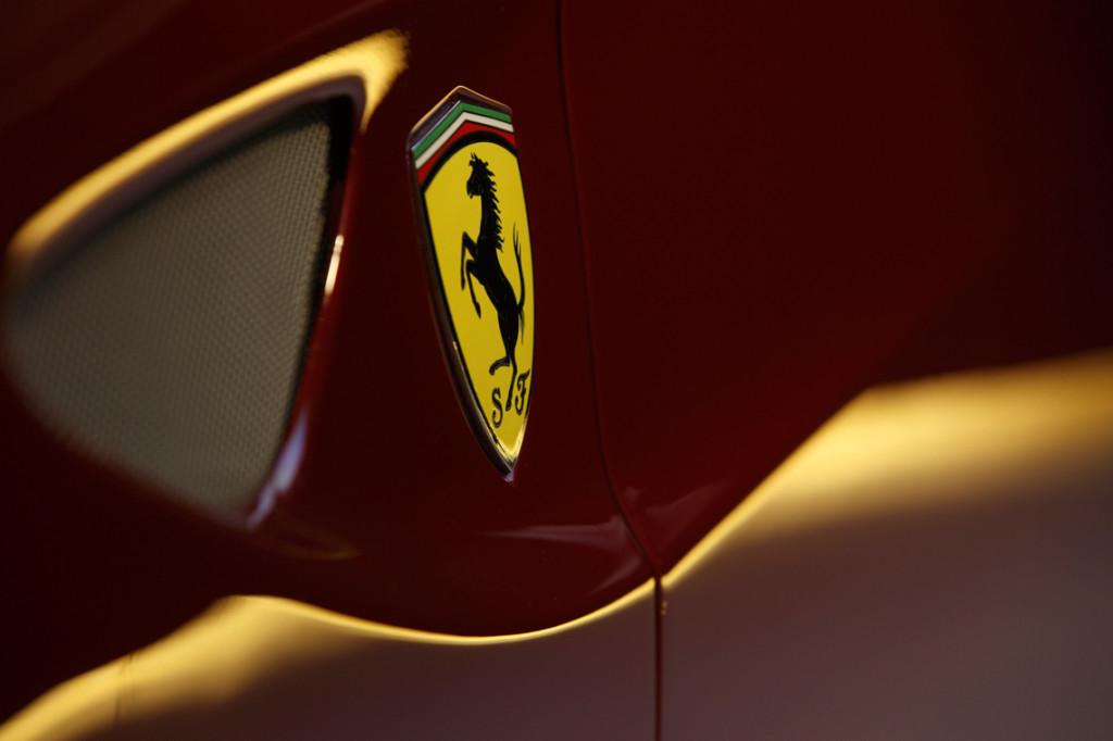 Museo Ferrari. Maranello anno 2012
